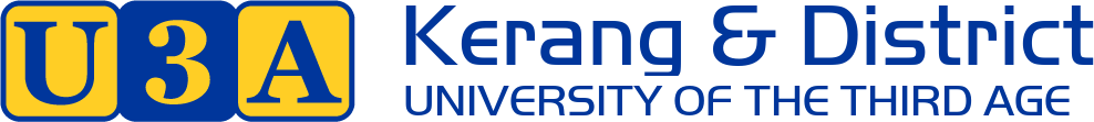 U3A Kerang & District: University of the Third Age